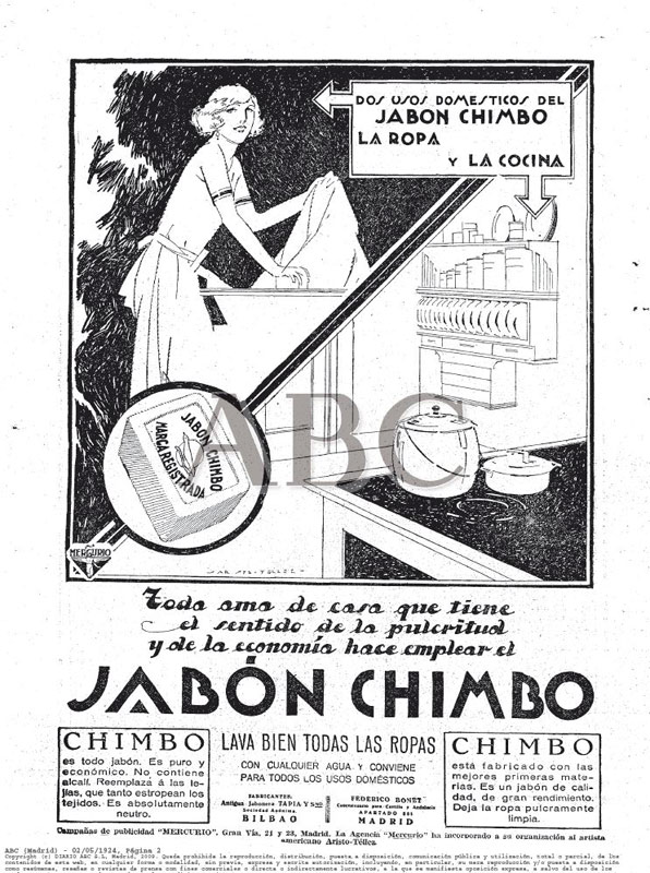 ABC Madrid 02.05.1924 Pág.2